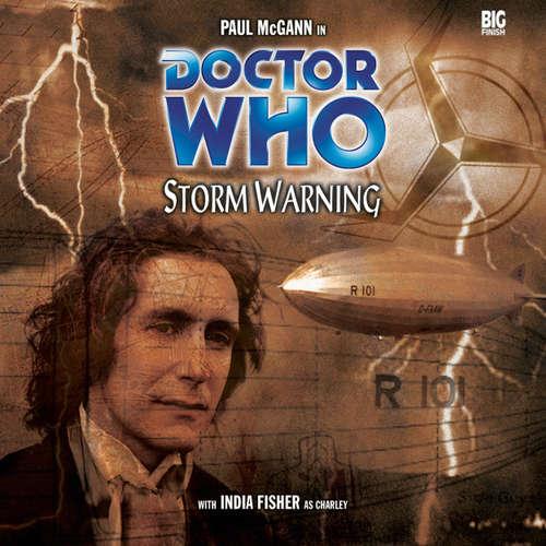 Audiobook Doctor Who, Main Range, 16: Storm Warning - Alan Barnes - Paul McGann
