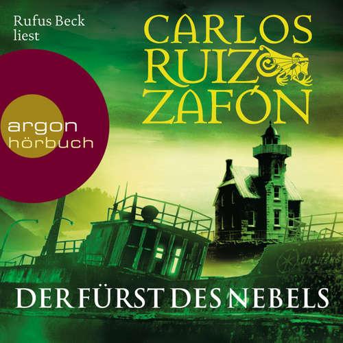 Hoerbuch Der Fürst des Nebels - Carlos Ruiz Zafón - Rufus Beck