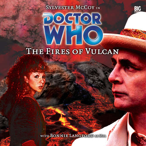 Audiobook Doctor Who, Main Range, 12: The Fires of Vulcan - Steve Lyons - Sylvester McCoy