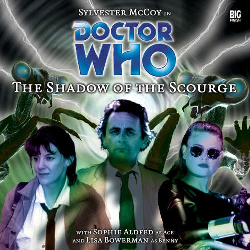 Audiobook Doctor Who, Main Range, 13: The Shadow of the Scourge - Paul Cornell - Sylvester McCoy
