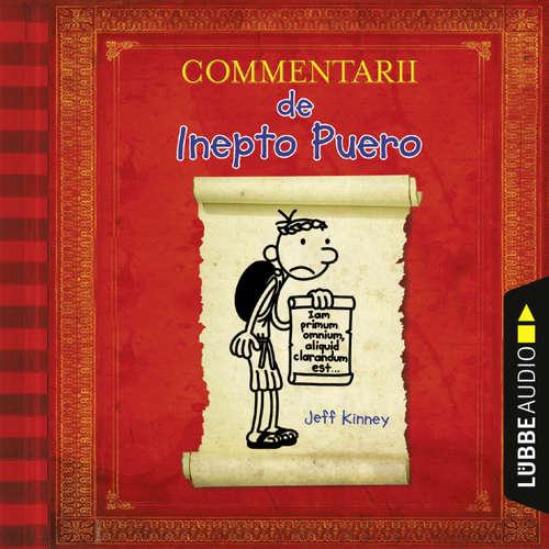 Hoerbuch Commentarii de Inepto Puero - Gregs Tagebuch auf Latein - Jeff Kinney - Diverse Sprecher