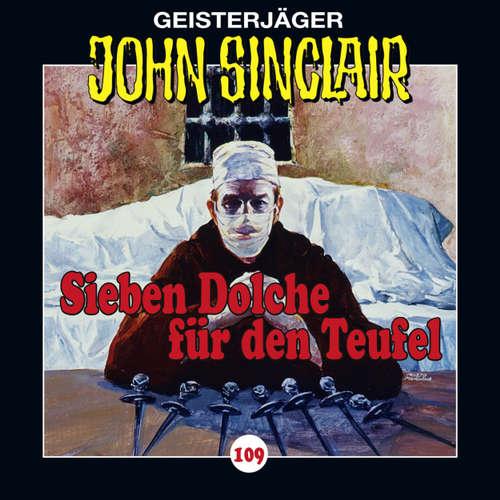 Hoerbuch John Sinclair, Folge 109: Sieben Dolche für den Teufel - Jason Dark - Dietmar Wunder