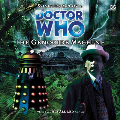 Audiobook Doctor Who, Main Range, 7: The Genocide Machine - Mike Tucker - Sylvester McCoy