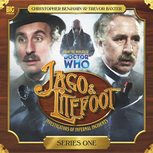Jago & Litefoot, Series 01