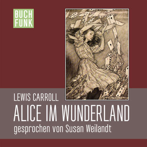 Hoerbuch Alice im Wunderland - Lewis Carroll - Susan Weilandt