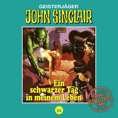 Hoerbuch John Sinclair, Tonstudio Braun, Folge 34: Ein schwarzer Tag in meinem Leben - Jason Dark -  Diverse