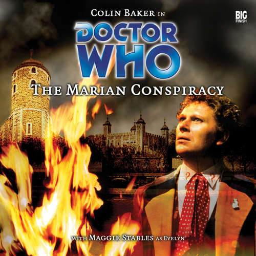 Audiobook Doctor Who, Main Range, 6: The Marian Conspiracy - Jacqueline Rayner - Colin Baker
