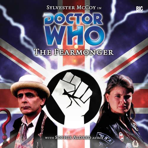 Audiobook Doctor Who, Main Range, 5: The Fearmonger - Jonathan Blum - Sylvester McCoy