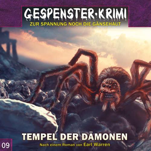 Hoerbuch Gespenster-Krimi, Folge 9: Tempel der Dämonen - Markus Topf - Hartmut Neugebauer