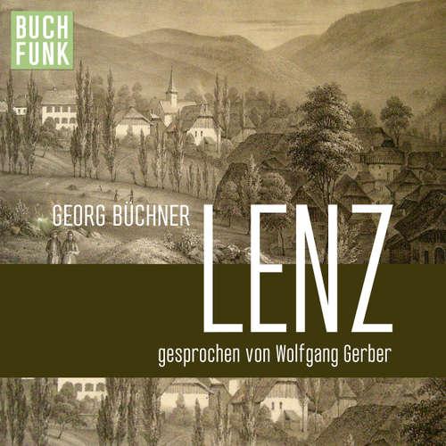Hoerbuch Lenz - Georg Büchner - Wolfgang Gerber