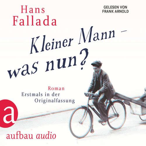 Hoerbuch Kleiner Mann - was nun? - Hans Fallada - Frank Arnold