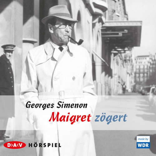 Hoerbuch Maigret, Maigret zögert - Georges Simenon -  Charles