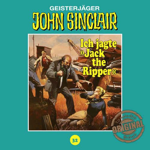 "Hoerbuch John Sinclair, Tonstudio Braun, Folge 32: Ich jagte ""Jack the Ripper"" - Jason Dark -  Diverse"