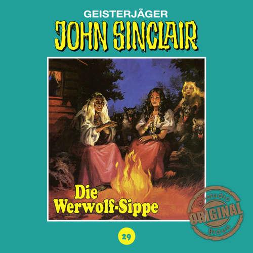 Hoerbuch John Sinclair, Tonstudio Braun, Folge 29: Die Werwolf-Sippe. Teil 1 von 2 - Jason Dark -  Diverse