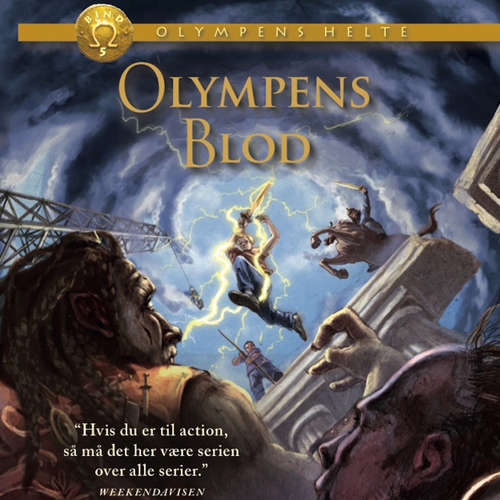 Olympens blod - Olympens helte 5