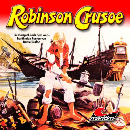 Hoerbuch Robinson Crusoe - Daniel Defoe - Werner Bruhns