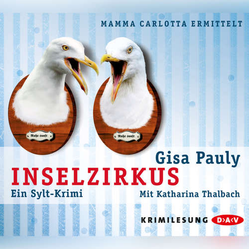 Hoerbuch Inselzirkus (Lesung) - Gisa Pauly - Katharina Thalbach
