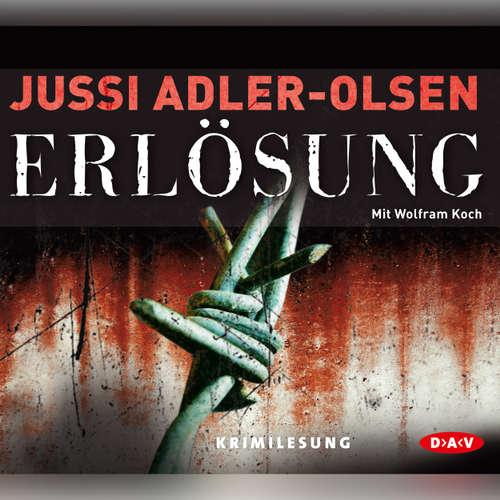 Hoerbuch Erlösung (Lesung) - Jussi Adler-Olsen - Wolfram Koch