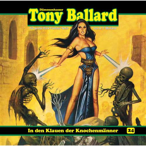 Tony Ballard, Folge 24: In den Klauen der Knochenmänner