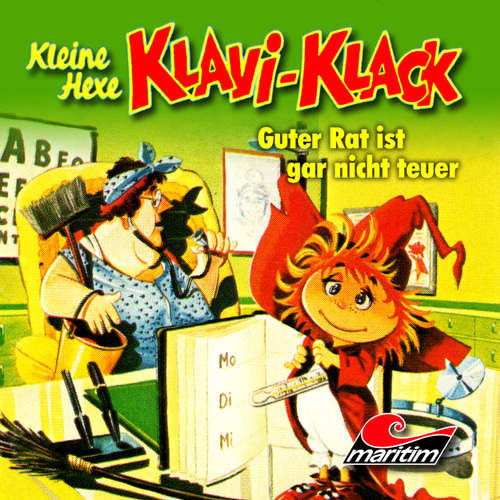 Kleine Hexe Klavi-Klack, Folge 7: Guter Rat ist gar nicht teuer