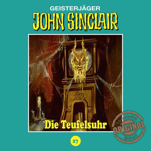 Hoerbuch John Sinclair, Tonstudio Braun, Folge 27: Die Teufelsuhr - Jason Dark -  Diverse