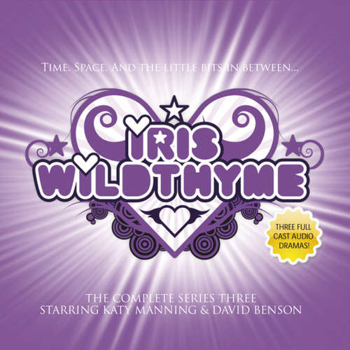 Audiobook Iris Wildthyme, Series 3 - Cavan Scott - Katy Manning