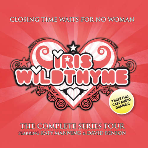 Audiobook Iris Wildthyme, Series 4 - Cavan Scott - Katy Manning
