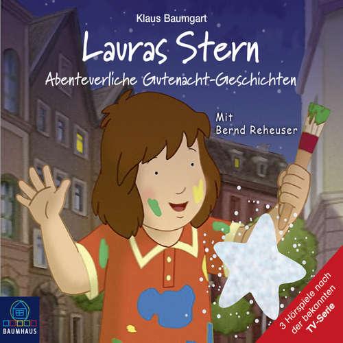 Lauras Stern - Tonspur der TV-Serie, Teil 11: Abenteuerliche Gutenacht-Geschichten