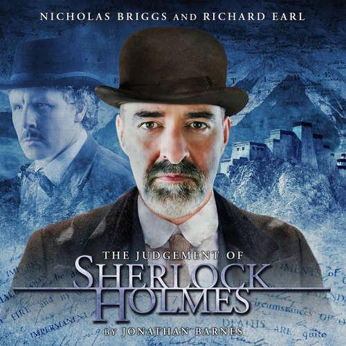 Audiobook Sherlock Holmes - The Judgement of Sherlock Holmes, Series 4 - Jonathan Barnes - Nicholas Briggs