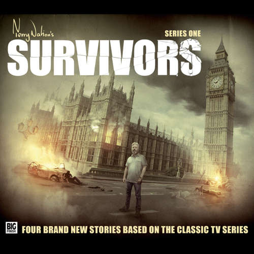 Audiobook Survivors, Series 1 - Matt Fitton - Lucy Fleming