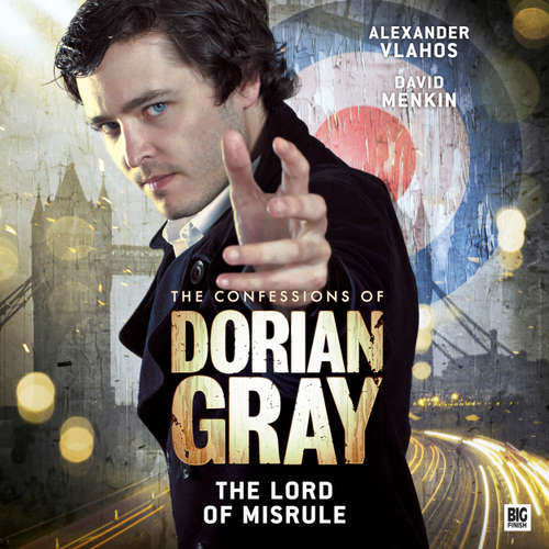 Audiobook The Confessions of Dorian Gray, Series 2, 2: The Lord of Misrule - Simon Barnard - Alexander Vlahos