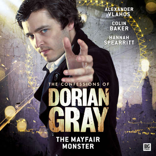 Audiobook The Confessions of Dorian Gray, Series 2, 7: The Mayfair Monster - Alexander Vlahos - Alexander Vlahos