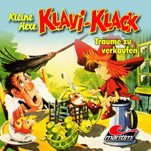 Hoerbuch Kleine Hexe Klavi-Klack, Folge 5: Träume zu verkaufen - Joachim von Ulmann - Ursela Monn