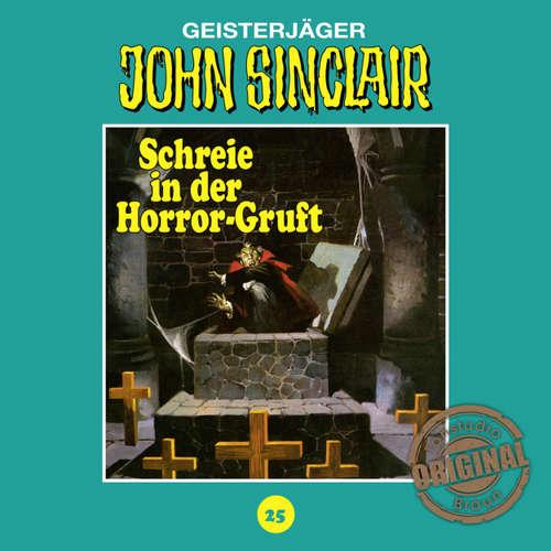 John Sinclair, Tonstudio Braun, Folge 25: Schreie in der Horror-Gruft. Teil 2 von 3