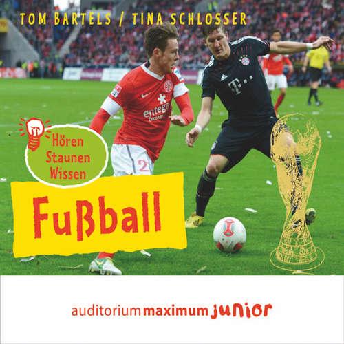 Hoerbuch Fußball - Nina Schlosser - Manja Kloss