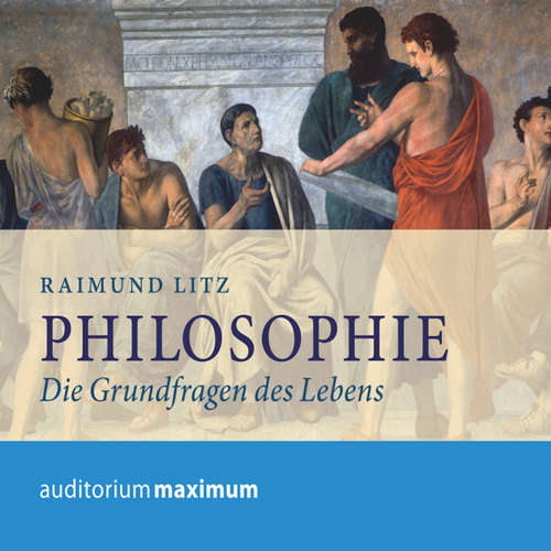 Hoerbuch Philosophie - Raimund Litz - Clemens Tangerding