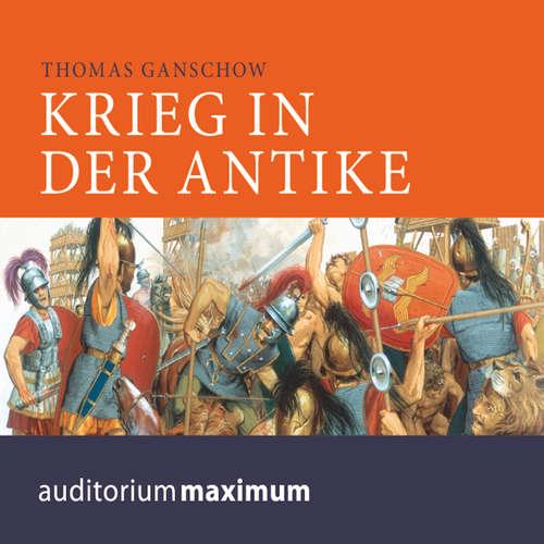 Hoerbuch Krieg in der Antike - Thomas Ganschow - Axel Thielmann