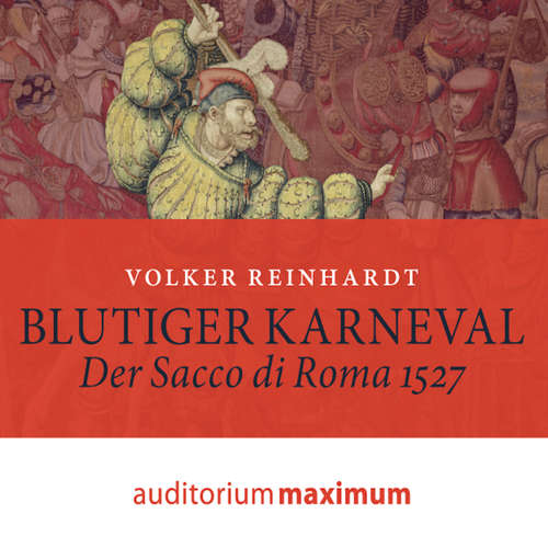 Hoerbuch Blutiger Karneval - Volker Reinhardt - Axel Thielmann