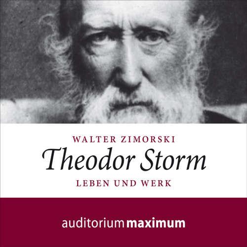 Hoerbuch Theodor Storm - Leben und Werk - Walter Zimorski - Axel Thielmann
