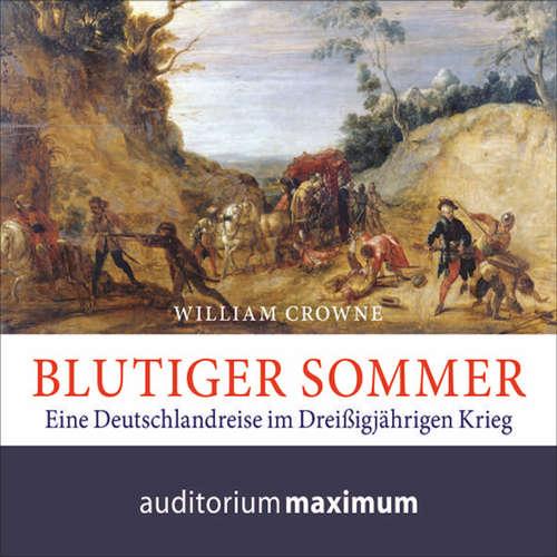 Hoerbuch Blutiger Sommer - William Crowne - Martin Falk