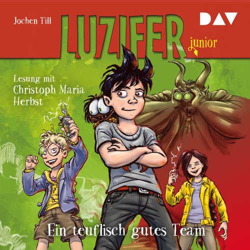 Hoerbuch Luzifer Junior, Teil 2: Ein teuflisch gutes Team - Jochen Till - Christoph Maria Herbst