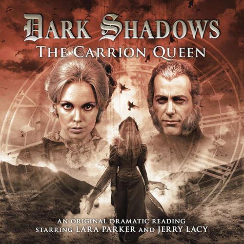 Audiobook Dark Shadows, 18: The Carrion Queen - Lizzie Hopley - Lara Parker
