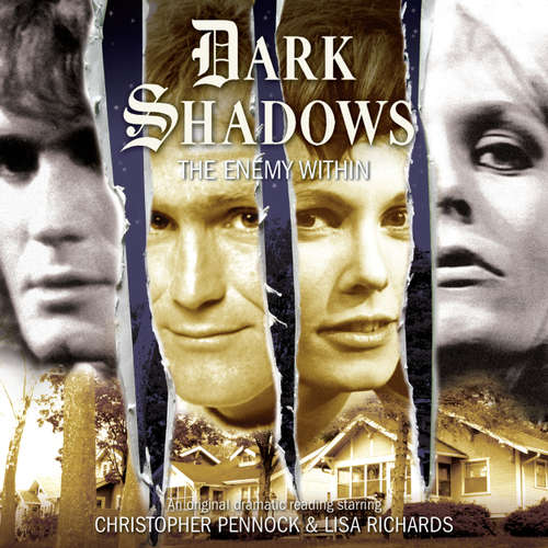 Audiobook Dark Shadows, 35: The Enemy Within - Will Howells - Christopher Pennock