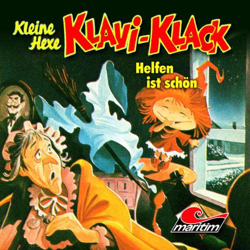 Hoerbuch Kleine Hexe Klavi-Klack, Folge 4: Helfen ist schön - Joachim von Ulmann - Ursela Monn