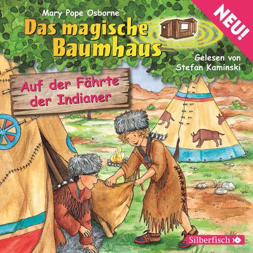 Das magische Baumhaus, Folge 16: Auf der Fährte der Indianer