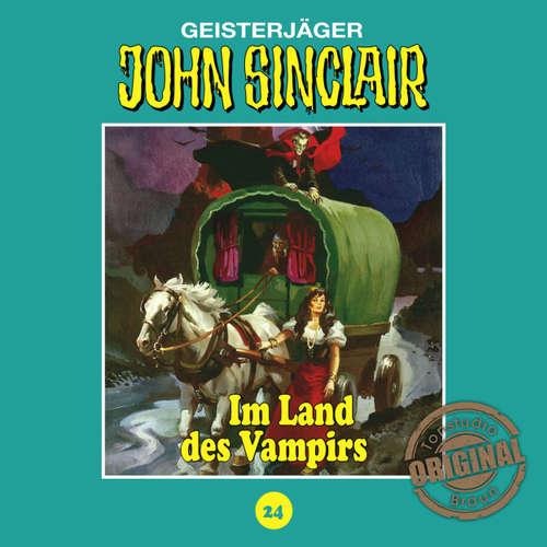 Hoerbuch John Sinclair, Tonstudio Braun, Folge 24: Im Land des Vampirs. Teil 1 von 3 - Jason Dark -  Diverse