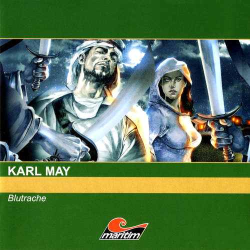 Hoerbuch Karl May - Orientreihe, Blutrache I - Karl May - Konrad Halver