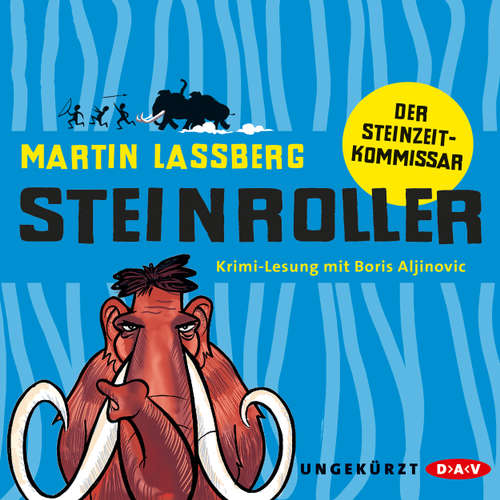 Steinroller - Der Steinzeitkommissar