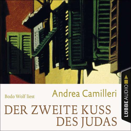 Hoerbuch Der zweite Kuss des Judas - Andrea Camilleri - Bodo Wolf