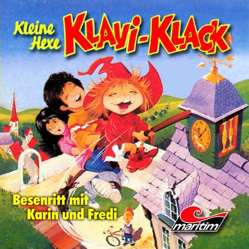 Hoerbuch Kleine Hexe Klavi-Klack, Folge 2: Besenritt mit Karin und Fredi - Joachim von Ulmann - Ursela Monn